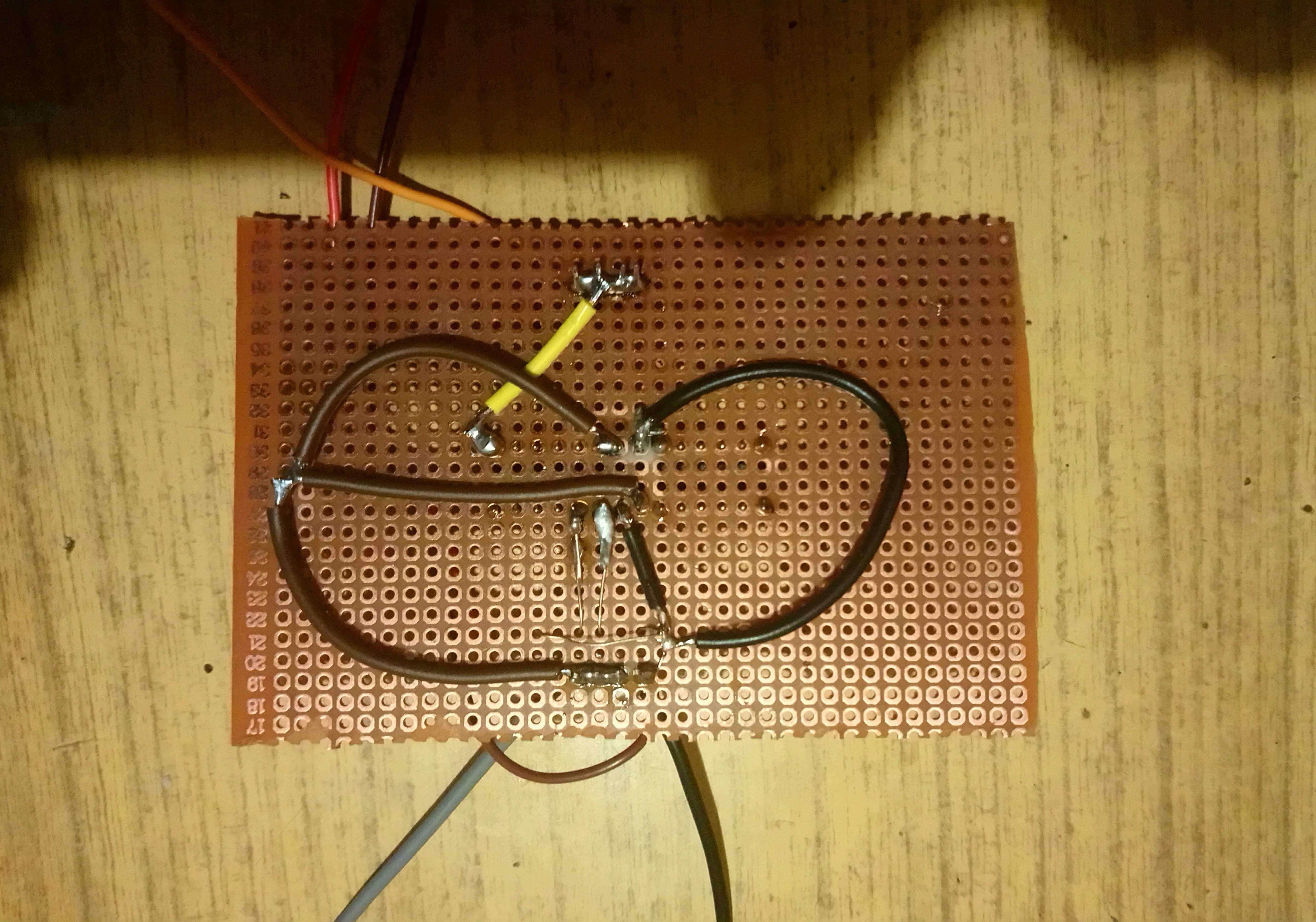 soldering servo